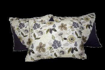 large decorative pillow set