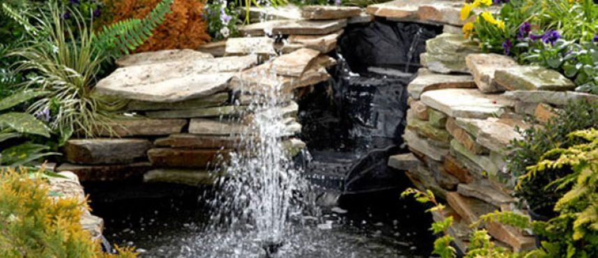 Classy Home Decor: Outdoor Pond Design Ideas
